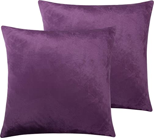 Purple Pillow Covers All Sizes gifts
