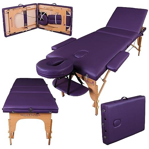 3 opinioni per Massage Imperial® Kensington Reiki Lettino da Massaggio Deluxe Ultraleggero-
