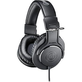 Audio-Technica ATH-M20X Closed-back Headphones