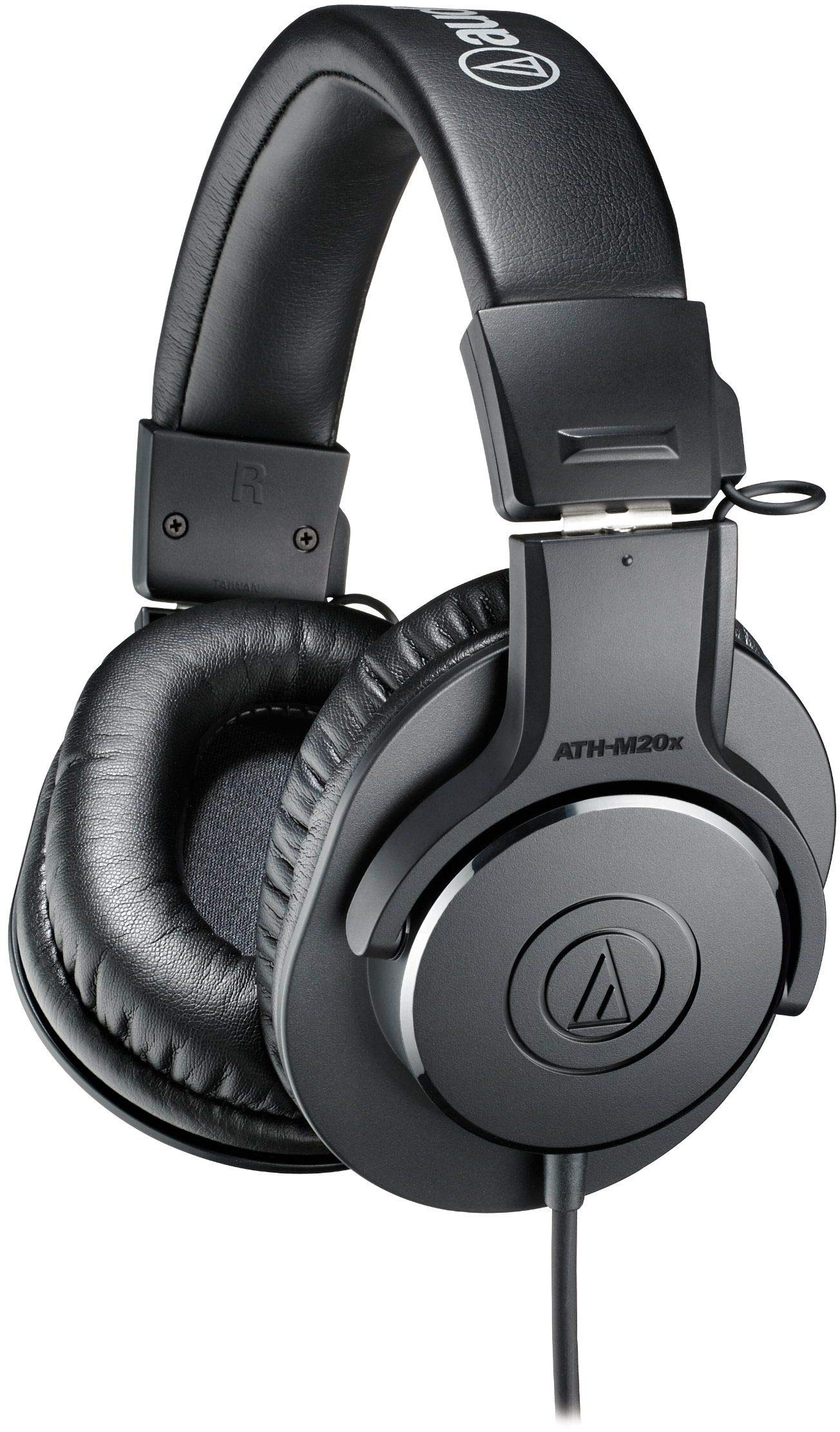 Audio-Technica ATH-M20x Over-Ear Professional Studio Monitor Headphones (Black) product image
