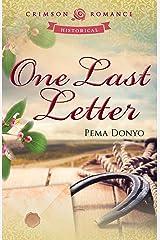 One Last Letter (Crimson Romance)