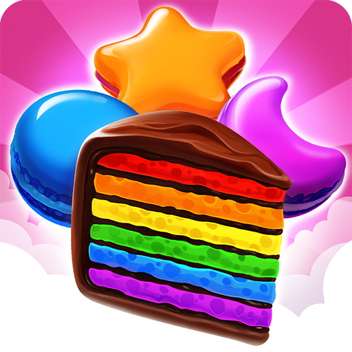 Cookie Jam (Diamond Digger Saga Game)