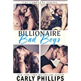 Billionaire Bad Boys: The Complete Series
