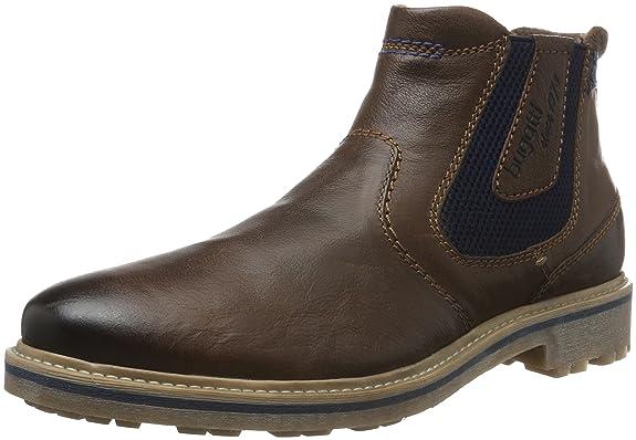 bugatti Herren 321607501200 Klassische Stiefel Kurzschaft Stiefel