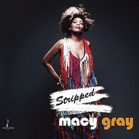Stripped Gray Macy Amazon Ca Music