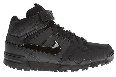 watch 04b49 57dff Nike Mogan Mid 2 OMS  535836-001 (11.5) Black