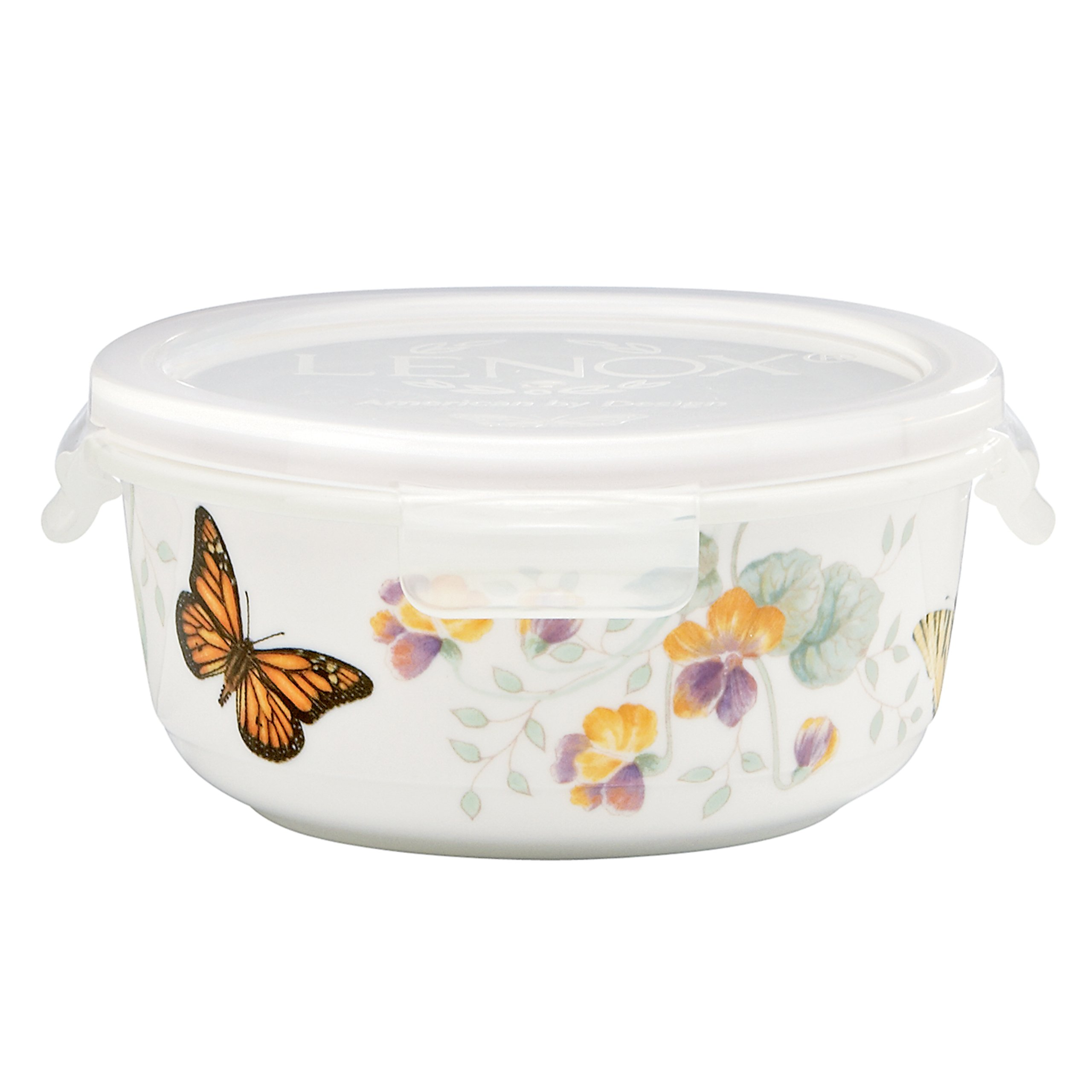 Lenox Butterfly Meadow Serve and Store 5.5'' Bowl