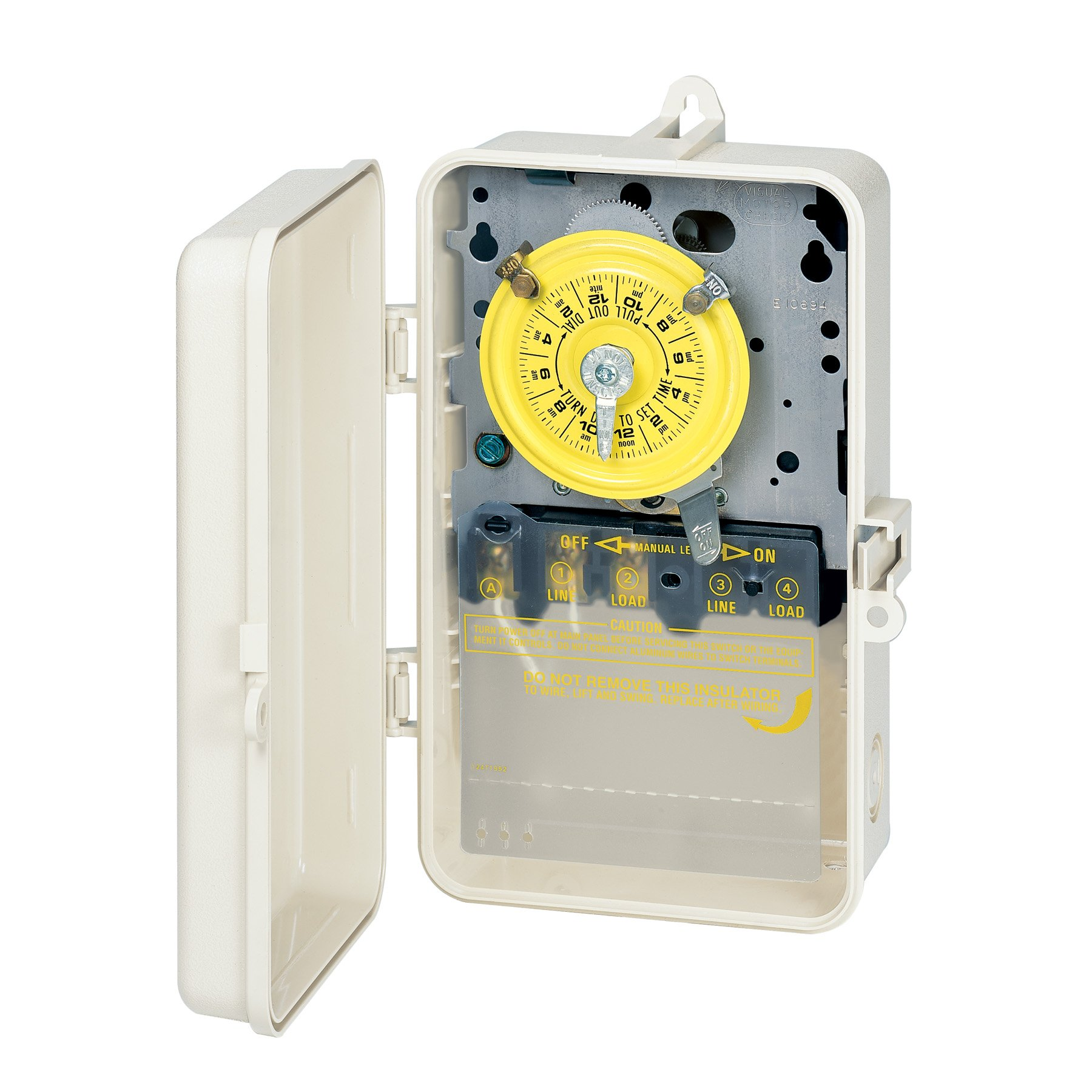 Intermatic T101P3 Time Switch In Plastic Enclosure by Intermatic (Image #1)
