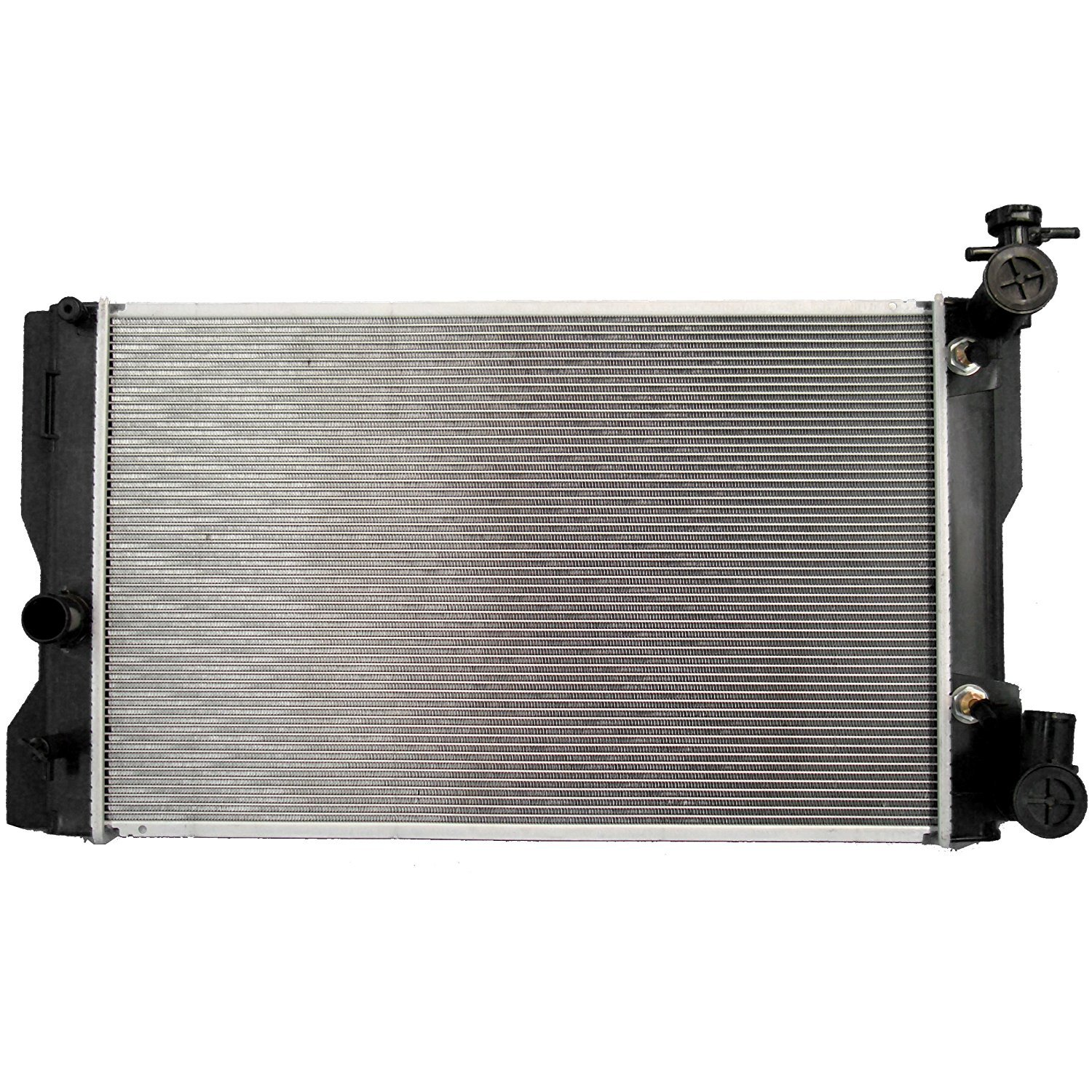 ECCPP Radiator 13106 for 2009-2011 Toyota Corolla/Matrix Base/CE/LE/S/XLE Sedan/Wagon 4-Door 1.8L