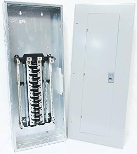 GE TLM3220CCU 1-Phase 3-Wire Convertible Main Lug Load Center 40 Circuits 120/240 Volt AC 200 Amp NEMA 1 PowerMark Gold
