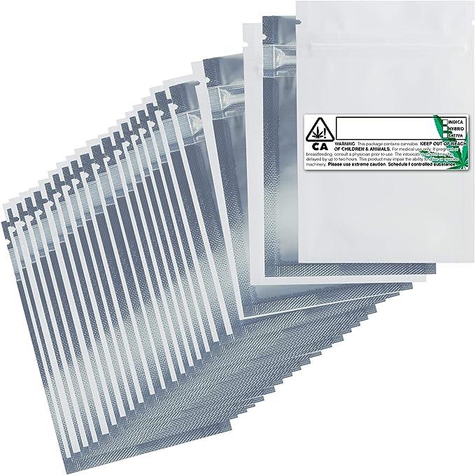 adapt/és /à un usage alimentaire. qualit/é sup/érieure transparents 50 microns d/épaisseur Lot de 100 sachets /à fermeture /à pression 80 x 120 mm avec bandes d/étiquetage DIN A7