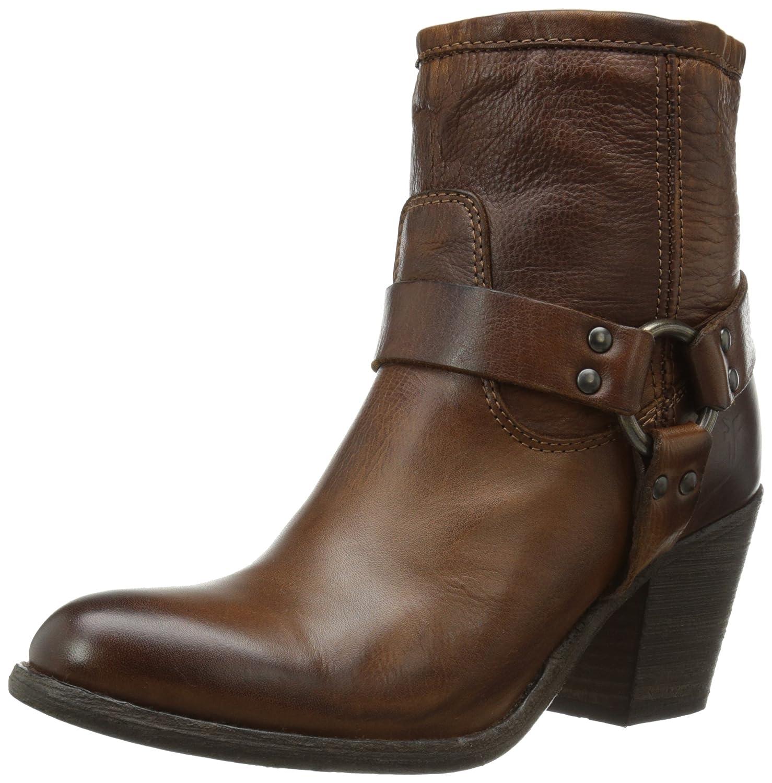 FRYE Women's Tabitha Harness Short Boot B00MUBBGIW 5.5 B(M) US|Cognac-77944