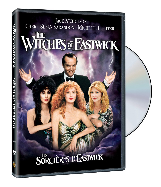 The Witches of Eastwick (Sous-titres franais) (Bilingual) Jack Nicholson Cher Michelle Pfeiffer Susan Sarandon