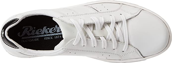 Rieker Men's B4932 46 Low Top Sneakers: Amazon.co.uk: Shoes