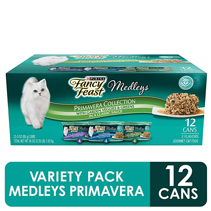 Top 9 Turkey Primavera Cat Food