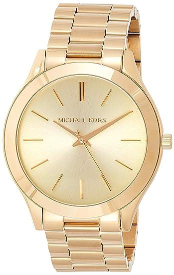 Michael Kors Reloj de Cuarzo MK3179: Amazon.es: Relojes