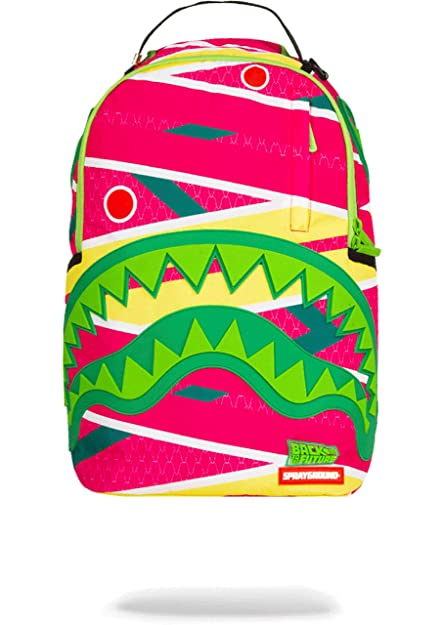 Sprayground - Unisex Adult Back To The Future Hoverboard Backpack, Size: O/S, Color: Multi