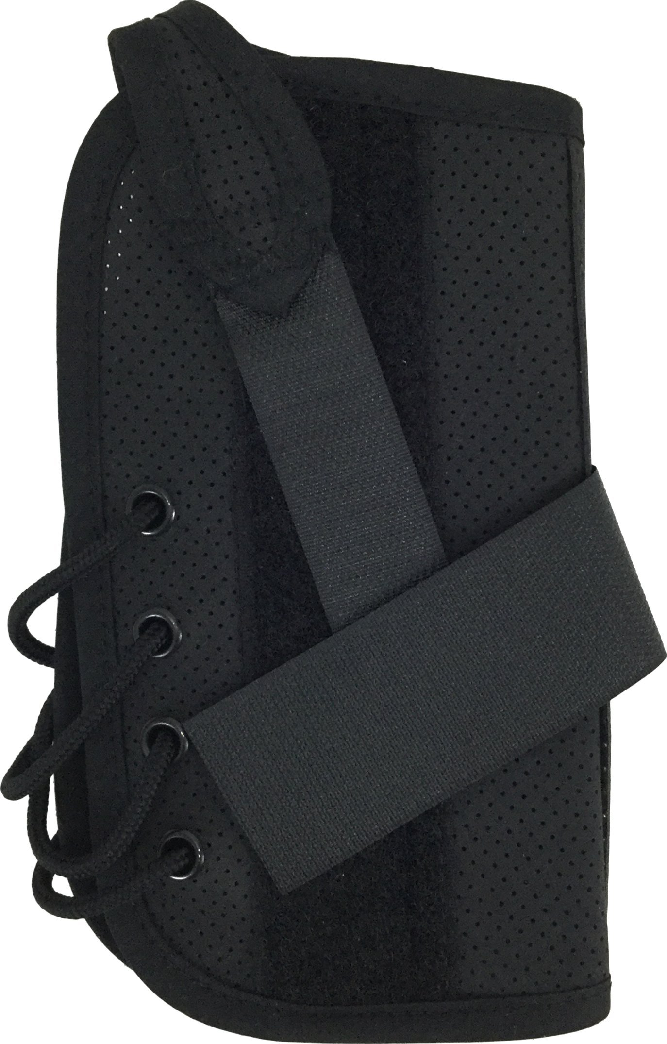 Corflex Post-Op Lace Up Wrist Brace for after Surgery-M-Right
