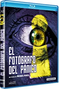 El fotógrafo del pánico (Peeping Tom) [Blu-ray]