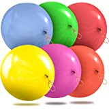 Prextex 36 Punch Balloons in 6 Assorted Colors - 18 Inch Strong Punching Ball Balloons for Indoor or Outdoor Fun or…