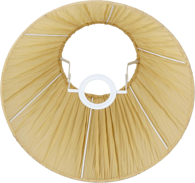 40/cm mit Kr/äuselband Farbe Erdbeere Better /& Best 1118409/ /Lampenschirm aus Baumwolle