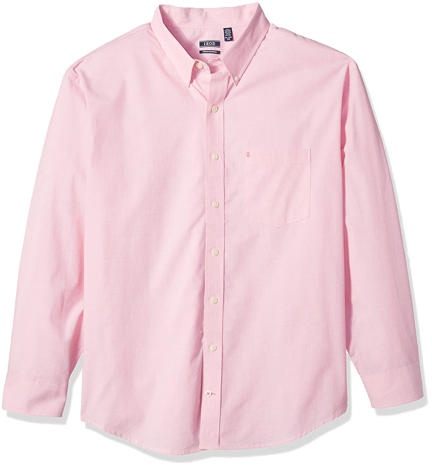 IZOD SHIRT メンズ B076K8QGPK 4X Tall|Light Rapture Rose Light Rapture Rose 4X Tall