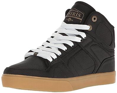 Osiris NYC 83 VLC Hommes US 8 Noir Chaussure de Basket 6EEWeYs