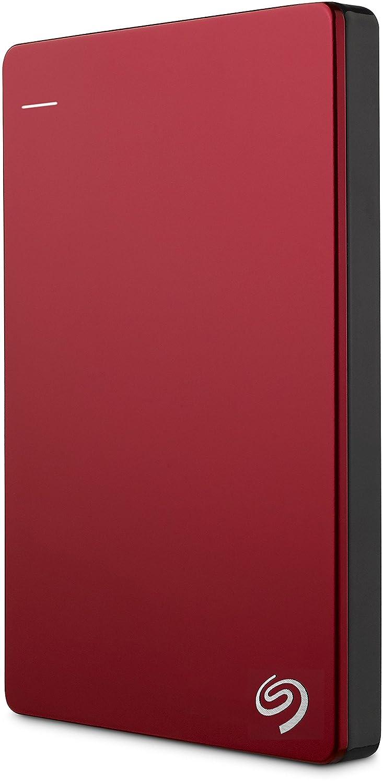 , inkl. Backup Software Seagate Backup Plus Slim 1 TB externe tragbare Festplatte f/ür PC und Mac 2,5 Zoll 6,35 cm silber