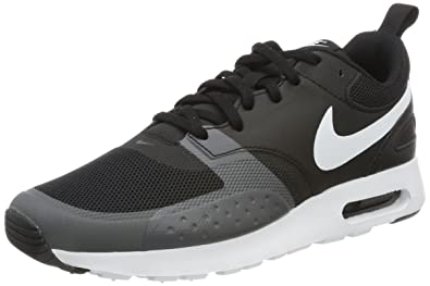 new arrival d925f 63838 Image Unavailable. Image not available for. Color: NIKE Men's Air Max  Vision Black/White ...