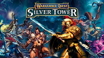 amazon com warhammer quest silver tower toys games