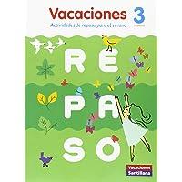 Vacaciones de Repaso 3Prim cast - 9788468029948
