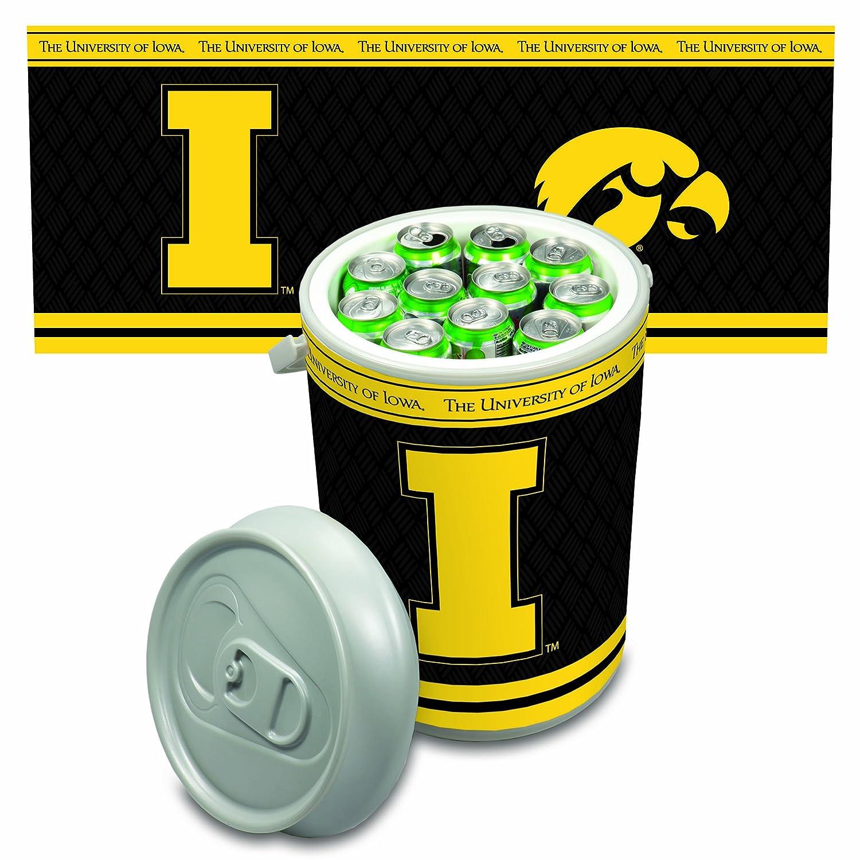 NCAA Iowa Hawkeyes Mega Can Cooler 5-Gallon