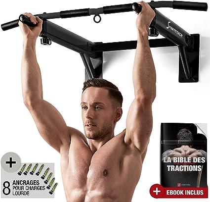 Max Strength Barres de Traction murales pour la Maison la Musculation la Salle de Gym la Musculation la Musculation la Musculation
