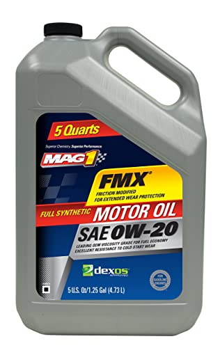 Mag 1 20139 0W-20 Full- Synthetic Motor Oil