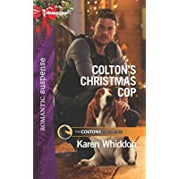 Colton's Christmas Cop (The Coltons of Red Ridge Book 11)