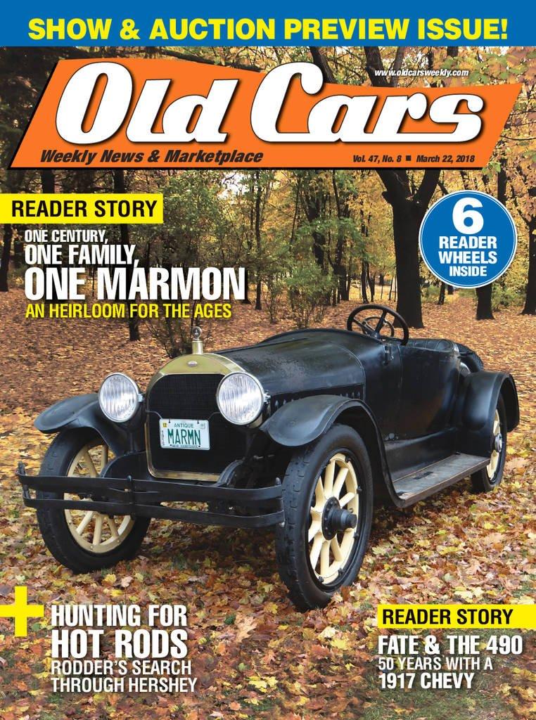 Old Cars Weekly [Print + Kindle]: Amazon.com: Magazines