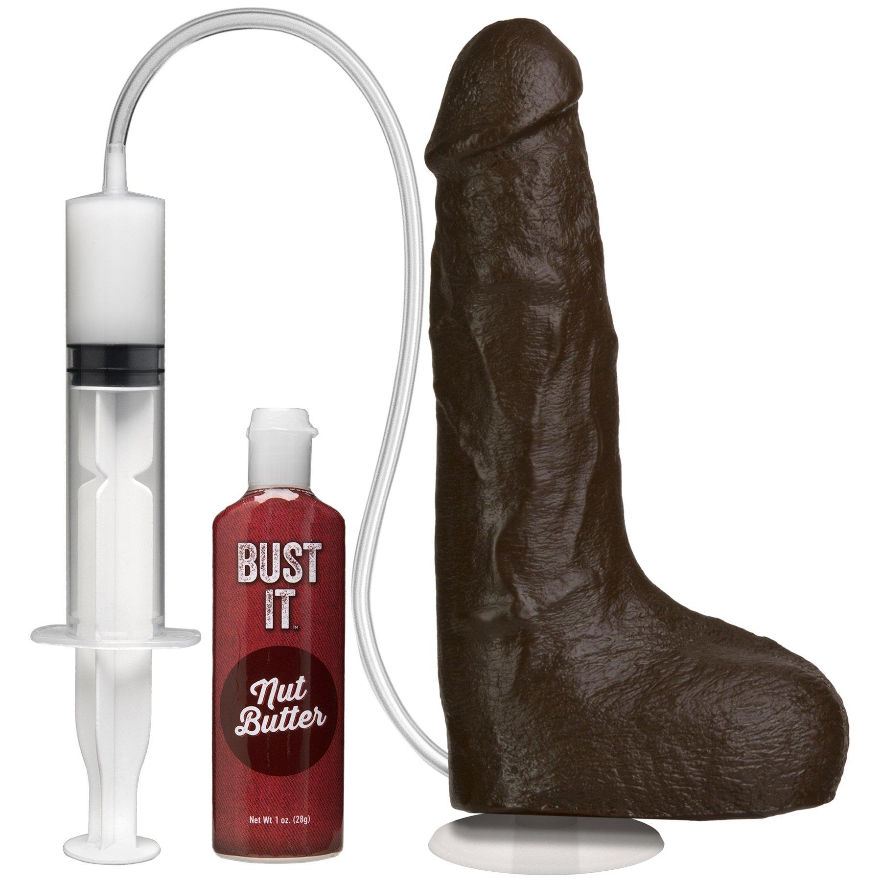Fake cock send bottle
