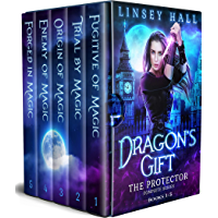 Dragon's Gift: The Protector Complete Series: Books 1 - 5 (English Edition)
