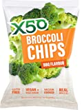 X50 Broccoli Chips BBQ 60g