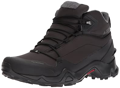 buy popular 2d492 9d9f2 adidas outdoor Mens Terrex FASTSHELL MID CW CP Walking Shoe, CORE  BlackGrey Five