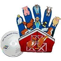 Get Ready Kids Glove Puppet Set: Old MacDonald's Farm