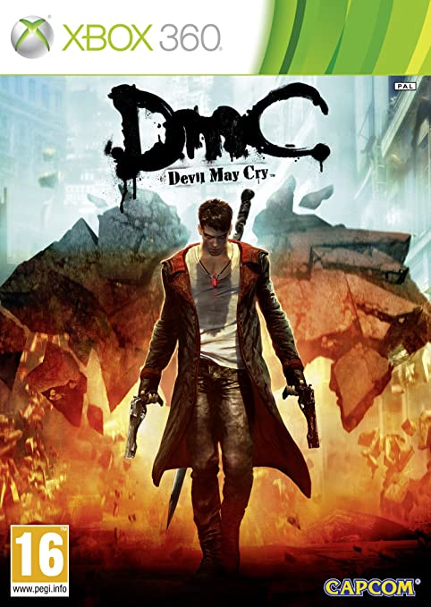 Amazon.com: DmC Devil May Cry /X360: Electronics
