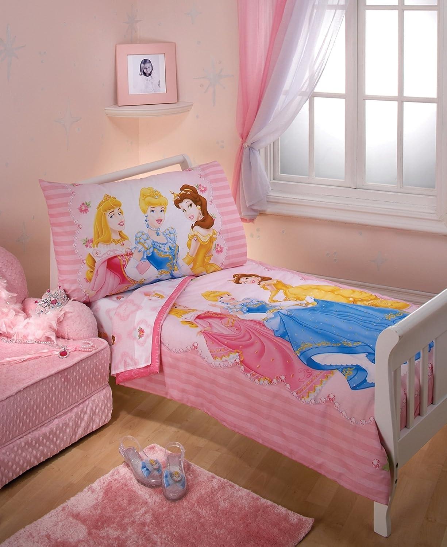 Disney 4 Piece Toddler Bedding Set Cars Victory Lane