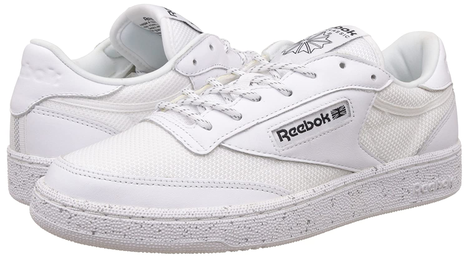 7831419bd Reebok Classics Men s Club C 85 St Tennis Shoes  Buy Online at Low Prices  in India - Amazon.in