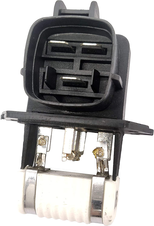 Engine Cooling Fan Resistor for 2010-2013 Hyundai Santa Fe Sonata Kia Optima Sorento 25385-2E100