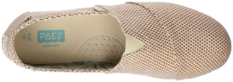 Paez Original-Classic Brown, Alpargatas para Hombre: Amazon.es: Zapatos y complementos