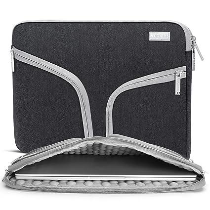 018b18fb76c0 Shockproof Laptop Sleeve 13.3 Inch,Egiant Padded Protective Case Bag  Compatible Mac air 13 Mac pro Retina 12.9