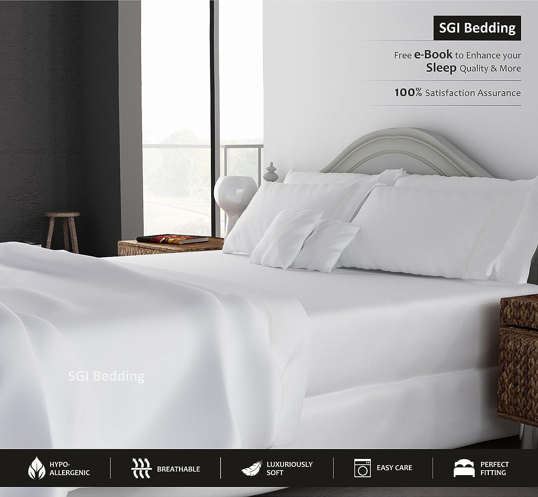 amazon com king size sheets luxury soft 100 egyptian cotton