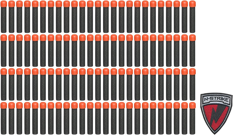 Nerf N-Strike - Pack de 100 Dardos (Dardos de Silbato): Amazon.es ...