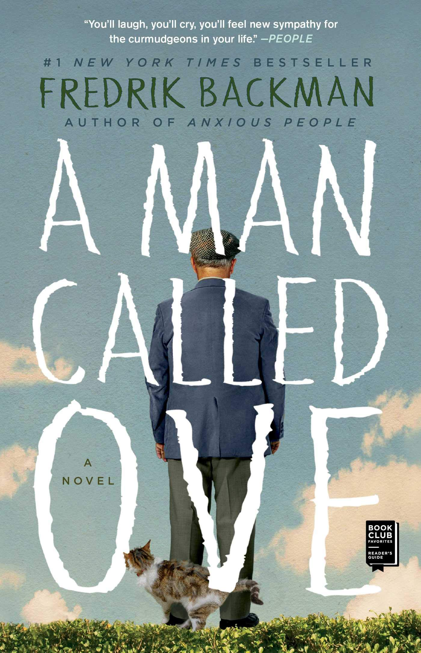 Amazon.com: A Man Called Ove: A Novel (9781476738024): Backman, Fredrik:  Books